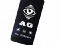 Folie Sticla AntiBlue Matte Black 3D Iphone 7 7 plus 8 plus