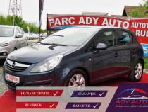 Opel Corsa D 1.6 benzina - livrare - rate fixe - garantie
