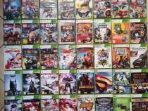 Xbox 360: Lego, Sims 3, Iron Man, Superman, Transformers,