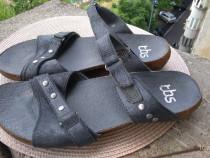 Sandale piele, Tbs, mar. 39 (24.5 cm)