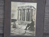 Carte veche ghid atena 1930 carte in limba franceza