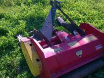 Cositoare zanon TSM 900 ataş după tractor pentru cosit iarba