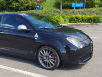 Alfa Romeo Mito QV - 2010 - 170 cai - 128.000km