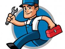 Reparatii si servicii de uz casnic.