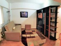 Inchiriez apartament 2 cam mobilat, centrala gaz Tomis II