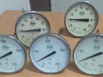 5 Termometre industriale Amplo cu Sonda Imersie
