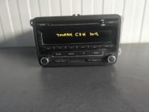 Radio CD VW Touran 1T3 Facelift an 2011 2012 2013 2014 2015