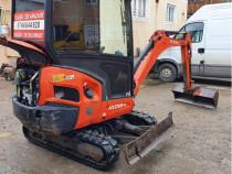Miniexcavator kubota kx018-4
