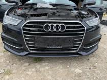 Kit S Line exterior (bara fata/spate/praguri) Audi A6 C7 fac