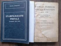Stampilografie postala Istoricul timbrelor