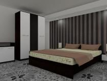 Dormitor Luiza MAGIA cu comodă