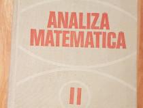 Analiza matematica (vol 2) Universiatea Bucuresti