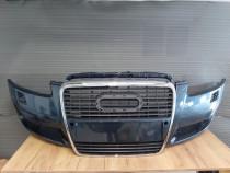 Bara fata+Grila radiator+Suport numar Audi A6 2004-2008