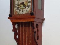 Ceas de perete cu pendula si 2 greutati Wuba Warmink