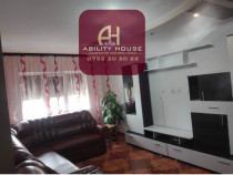 Apartament 2 camere, zona Liceul Economic, Botosani