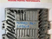 ECU calculator motor Ford Mondeo 2.0 TDCi SID206; 7G91-12A65