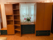 Mobilier dormitor si birou Elvila