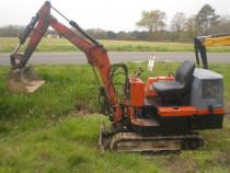 Mini excavator kubota 1.5t