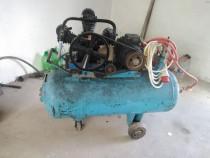 Compresor industrial de 200 litri
