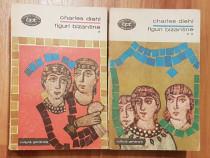 Figuri bizantine de Charles Diehl (2 vol.) BPT
