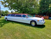 Inchiriez limuzina pentru evenimente nunta/botez/majorat etc