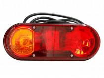 Lampa LED tripla autoutilitara remorca camion agricola