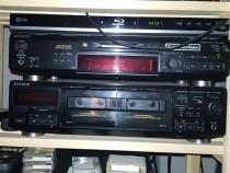 Mini disc deck sony mds je 520