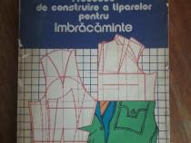Procedee de construitre a tiparelor pentru imbracaminte / R4