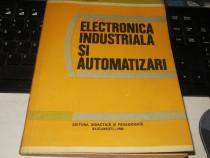 Electronica Industriala si Automatizari Ed Didactica - 1980