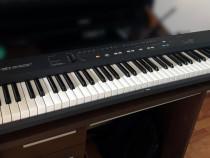 Orga Roland A-30 Midi Keyboard Controller Pian 76 Clape