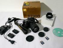 Aparat foto DSRL Nikon D7100
