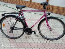 Bicicletă nemțească 21 viteze