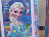 Tableta 5D Frozen cu melodii pentru copii