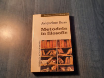 Metodele in filosofie de Jacqueline Russ