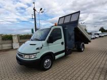Iveco Daily 35c14 basculabil pe 3 parti 3.0 Diesel 140 Cp