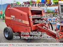 Balotiera Lerda 125