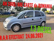 Opel Meriva /1.3 diesel / Variante