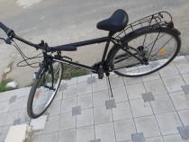 Bicicletă oraș cu roți 28 inch