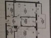Apartament 2 camere 75m bloc nou Central