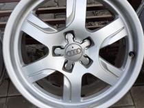 set complet jante 17 originale Audi a3 a4 a5 a6, an 2016