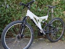 Bicicleta BULLS Wild One Cadru Alu Amortizor MTB-Germania