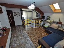 Ap. 2 camere, foarte spațios, mobilat și utilat, zona Galata