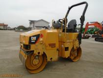 Compactor tandem Caterpillar CB22