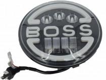Proiector LED cu lumina de zi si semnalizare BOSS 12-36V 50