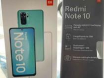 Xiaomi Redmi Note 10, 64 GB ROM, 4 GB RAM, 4G, Onyx Grey
