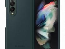 Husa silicone leather cover SAMSUNG Galaxy Z Fold3 5G origin