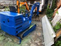 Miniexcavator Yanmar 1.3t