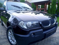 BMW X3 2.0 150 cp 2005 4x4