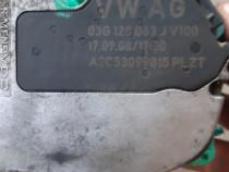 Clapeta acceleratie VW,SEAT,AUDI,SKODA,03G 128 063 J.