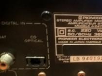 Amplificator pioneer a - z470 statie audio defect